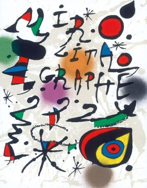 Miro Lithographs: Vol. III: 1964-1969