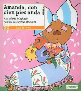 Amanda, Con Cien Pies Anda