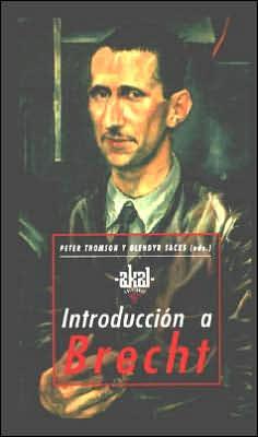 Introduccion a Bertolt Brecht