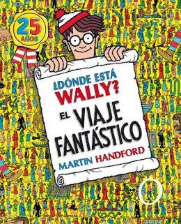 Donde esta Wally? El viaje fantastico