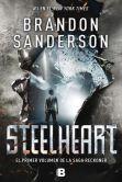 Book Cover Image. Title: Steelheart (en espa�ol), Author: Brandon Sanderson