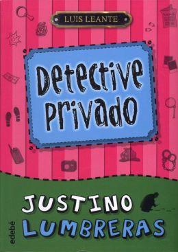 Justino Lumbreras #1 Detective Privado