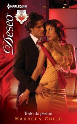 Trato de pasión (The Temporary Mrs. King) (Harlequin Deseo Series #888)