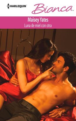 Luna de miel con otra (One Night in Paradise) (Harlequin Bianca Series)