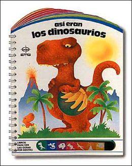 ASI Eran Los Dinosauros : Spiral