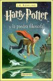 Book Cover Image. Title: Harry Potter y la piedra filosofal (Harry Potter and the Sorcerer's Stone) (Harry Potter #1), Author: J. K. Rowling