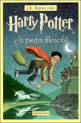 Harry Potter y la piedra filosofal (Harry Potter and the Sorcerer's Stone) (Harry Potter #1)