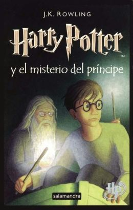 Harry Potter y el misterio del príncipe (Harry Potter and the Half-Blood Prince)