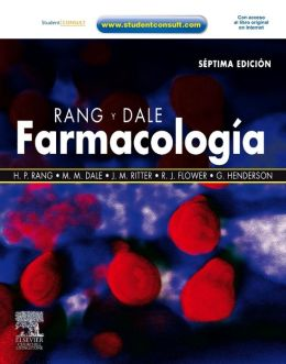 Rang y Dale. Farmacología + Student Consult