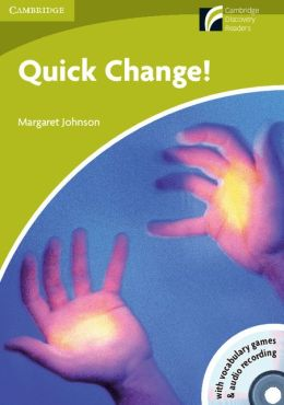 Quick Change! Level Starter/Beginner with CD-ROM/Audio CD