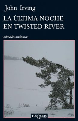 La última noche en Twisted River (Last Night in Twisted River)