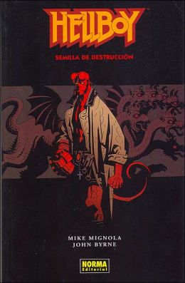 Hellboy 1: Semilla de destruccion (Hellboy, Volume 1: Seed of Destruction)