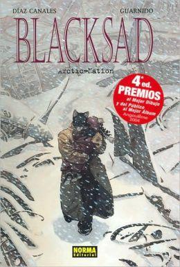 Blacksad, Volume 2: Arctic-Nation (En Español)