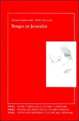 Borges en Jerusalén