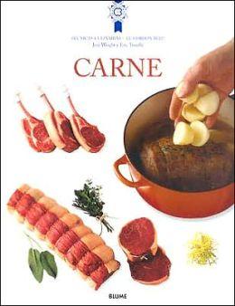 Carne: Tecnicas Y Recetas de la Escuela de Cocina Mas Famosa Del Mundo