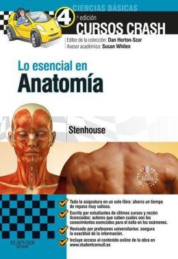 Lo esencial en Anatomía + Studentconsult en español