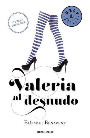 Valeria al desnudo IV (Valeria Naked)