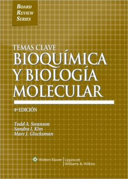 Temas Clave: Bioquimica y biologia molecular