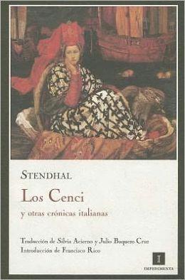 Los Cenci: y otras cronicas italianas