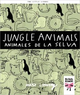 Jungle Animals /Animales de la selva