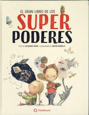 Book EL GRAN LIBRO DE LOS SUPERPODERES