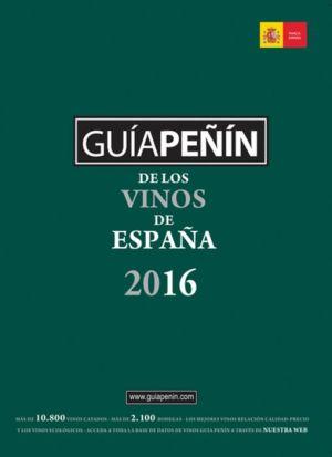 Guia Penin de los Vinos Espana 2016