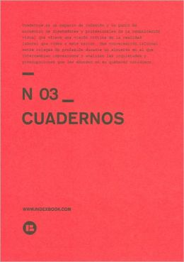 Cuadernos 3: Notebooks 3