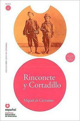 Rinconete y cortadillo (Libro + CD) (adaptación)