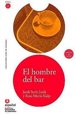 El hombre del bar (Libro+CD)