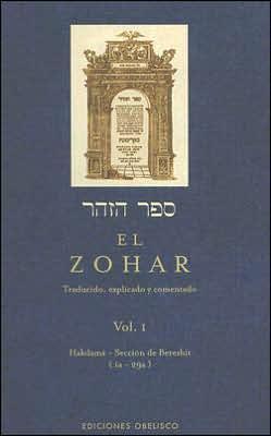 El Zohar (The Zohar): Volume I