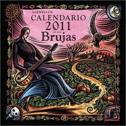 Calendario 2011 de las brujas