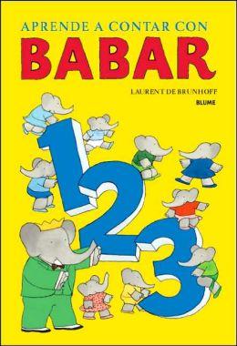 Aprende a contar con Babar
