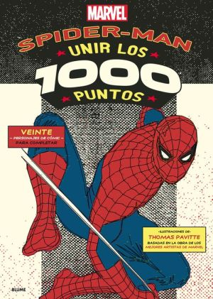 Marvel Spiderman: Unir los 1000 puntos