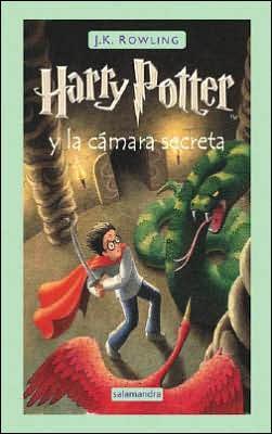 Harry Potter y la cámara secreta (Harry Potter and the Chamber of Secrets) (Harry Potter #2)