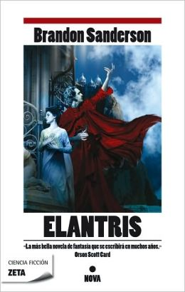 Elantris (Spanish Edition)