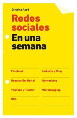 Redes sociales en una semana