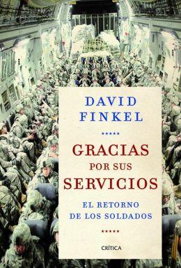 Gracias por sus servicios: El retorno de los soldados