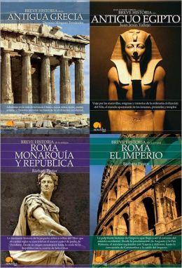 Pack Breve Historia: Imperios de la Antigüedad