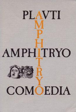 Plavti Amphitryo Comoedia