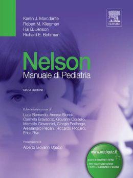 Nelson: Manuale di Pediatria