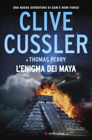 Book L'enigma dei Maya: Fargo Adventures