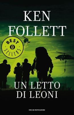Un letto di leoni lie down with lions by ken follett 9788852028106 nook book ebook - Un letto di leoni ken follett ...