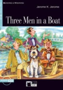 Three Men in a Boat [With CD (Audio)]