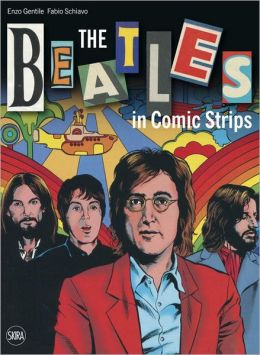 Beatles in Comic Strips