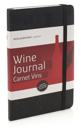 Moleskine Passions Wine Journal