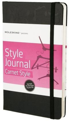 Moleskine Passions Style Journal