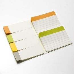 Moleskine Folio Tools Stick Notes, Semi Color