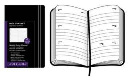 MS 2012 18 Mnth Weekly Planner Horiz SC Pocket