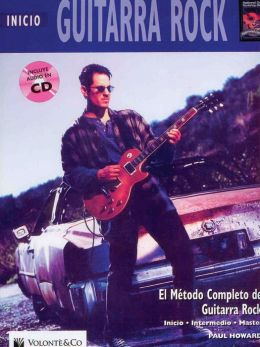 Guitarra Rock Inicio Bk&CD (Spanish Edition): Book & CD