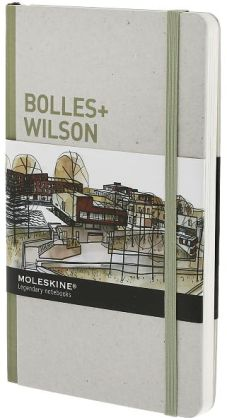 Moleskine Inspiration & Process in Architecture Bolles Wilson